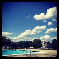Photo taken at Kingsbrook Pool by Amanda C. on 8/18/2012