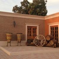 Photo taken at Hacienda Las Higueras by lady b. on 7/20/2012