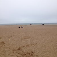 Photo taken at Skegness Beach by Seb R. on 7/26/2012