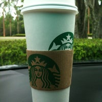 Photo taken at Starbucks by Donna C. on 3/24/2012