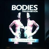 6/10/2012 tarihinde Laura R.ziyaretçi tarafından BODIES...The Exhibition'de çekilen fotoğraf