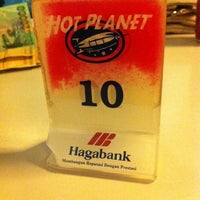 Photo taken at Hot Planet by Mader F. on 6/28/2012