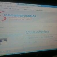 Foto tirada no(a) Sindcomerciarios por Halécio C. em 8/28/2012