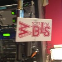Photo taken at WBLS-FM 107.5 by Lynn D. on 8/19/2012