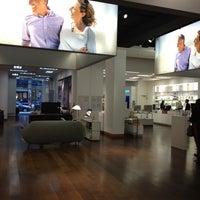 Photo taken at Q110 - Die Deutsche Bank der Zukunft by Tino K. on 4/7/2012