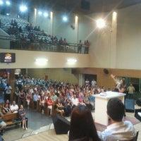 Photo taken at Igreja Cristã Época da Graça by Cesar O. on 3/6/2012