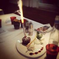 Das Foto wurde bei Restaurant Roter Kamm von Annina B. am 3/8/2012 aufgenommen