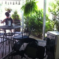 Photo taken at Friends rendezvous bistro by Susan R. on 7/21/2012