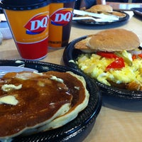 Photo taken at DQ Grill / Dairy Queen by Dm E. on 3/2/2012