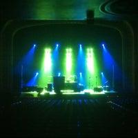 Photo taken at Riviera Theatre & Performing Arts Center by Derek H. on 3/25/2012