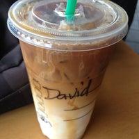 Photo taken at Starbucks by David M. on 4/10/2012