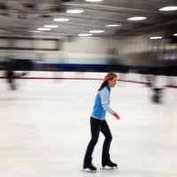 Photo taken at San Diego Ice Arena by Emese G. on 5/9/2012