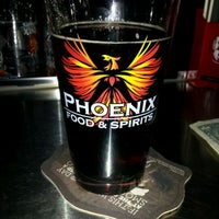 Photo taken at Phoenix Food & Spirits by Scott A. on 3/16/2012
