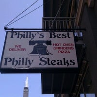Photo taken at Philly's Best by Tony C. on 5/25/2012