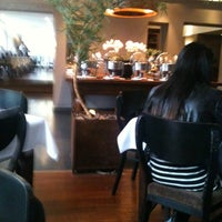 Photo taken at Restaurante Tartine by Thiago S. on 5/14/2012