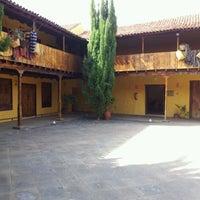 Photo taken at Exconvento San Sebastian by Pedro Báez Díaz @. on 5/12/2012