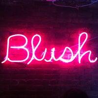 Photo taken at Blush Nail Lounge by Jessica L. on 8/22/2012