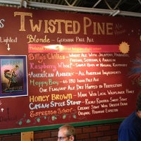Photo taken at Twisted Pine Brewing Company by Todd on 5/7/2012