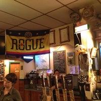 Photo taken at Rogue Ales Bayfront Public House by Dino Gerardo B. on 4/27/2012
