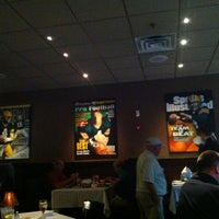 Photo taken at Brett Favre's Hall of Fame Chophouse by Amy P. on 8/11/2012