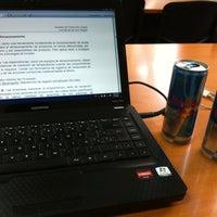 Photo taken at Universidad Santo Tomás by Felipe B. on 9/5/2012