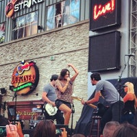 Photo taken at Kansas City Live! by Betsy W. on 6/29/2012