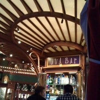 Photo taken at Catal Restaurant by Leslie H. on 2/17/2012