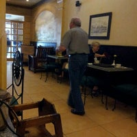 Photo taken at Caffé Greco by Adham S. on 5/14/2012