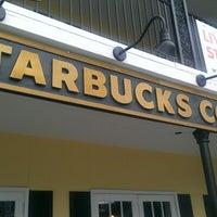Photo taken at Starbucks by Tony P. on 8/19/2012