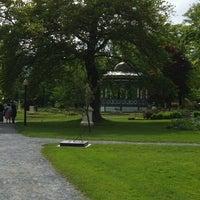 Photo taken at Halifax Public Gardens by Jen on 6/3/2012