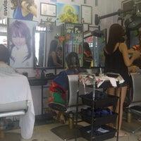 Photo taken at Salon nina by Ona K. on 3/11/2012