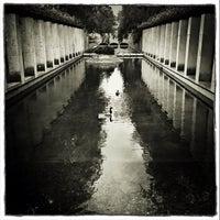 Photo taken at Parc de Bercy by Rod M. on 4/16/2012