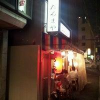 Photo taken at だるまや by Takashi S. on 8/29/2012