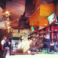 Photo taken at Pop Kitchen + Bar by Soo Min P. on 8/18/2012