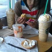 Photo taken at Starbucks by Barbara M. on 4/9/2012
