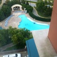 Photo taken at Diamond Jack's Casino and Resort by Krista on 8/29/2012
