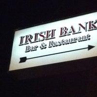 Photo taken at The Irish Bank by Dan K. on 5/7/2012