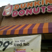 Photo taken at Dunkin' Donuts by Brock L. on 5/6/2012