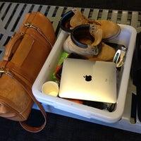 Photo taken at TSA Passenger Screening by Yankinu on 6/6/2012