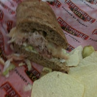 Photo taken at Firehouse Subs by Linda T. on 6/9/2012