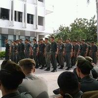 Photo taken at Territorial Defense School by เจตน์ พระอินทร์ ;. on 8/19/2012