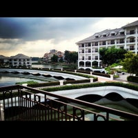 Photo taken at InterContinental by Sejal on 7/7/2012