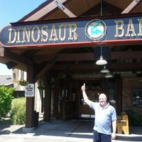 Photo taken at Dinosaur Bar-B-Que by David L. on 8/8/2012