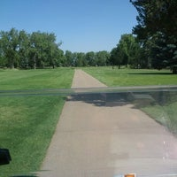 Photo taken at Flatirons Golf Course by Joshua S. on 6/10/2012