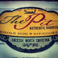 Photo taken at The Pit Authentic Barbecue by Bryan T. on 7/10/2012
