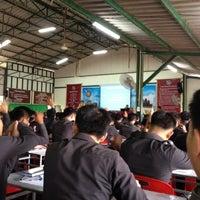 Photo taken at Pasak Scout Camp & Resort by Bell C. on 9/9/2012