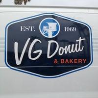 Photo taken at V.G. Donut & Bakery by Jesse H. on 6/1/2012