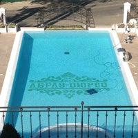 Das Foto wurde bei Отель «Империал» von Abulian D. am 7/23/2012 aufgenommen