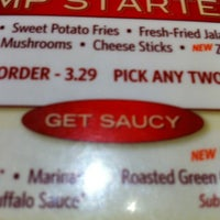 Photo taken at Red Robin Gourmet Burgers by eric f. on 7/27/2012