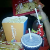 Photo taken at Cinemex by Sandryna A. on 2/6/2012